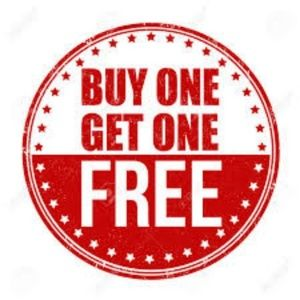 Accessories - Buy 1 get 1 FREE Sale
